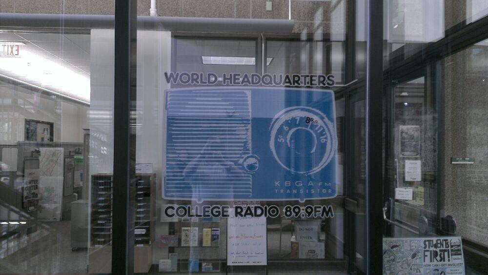 KBGA College Radio: University Of Montana, Missoula, MT
