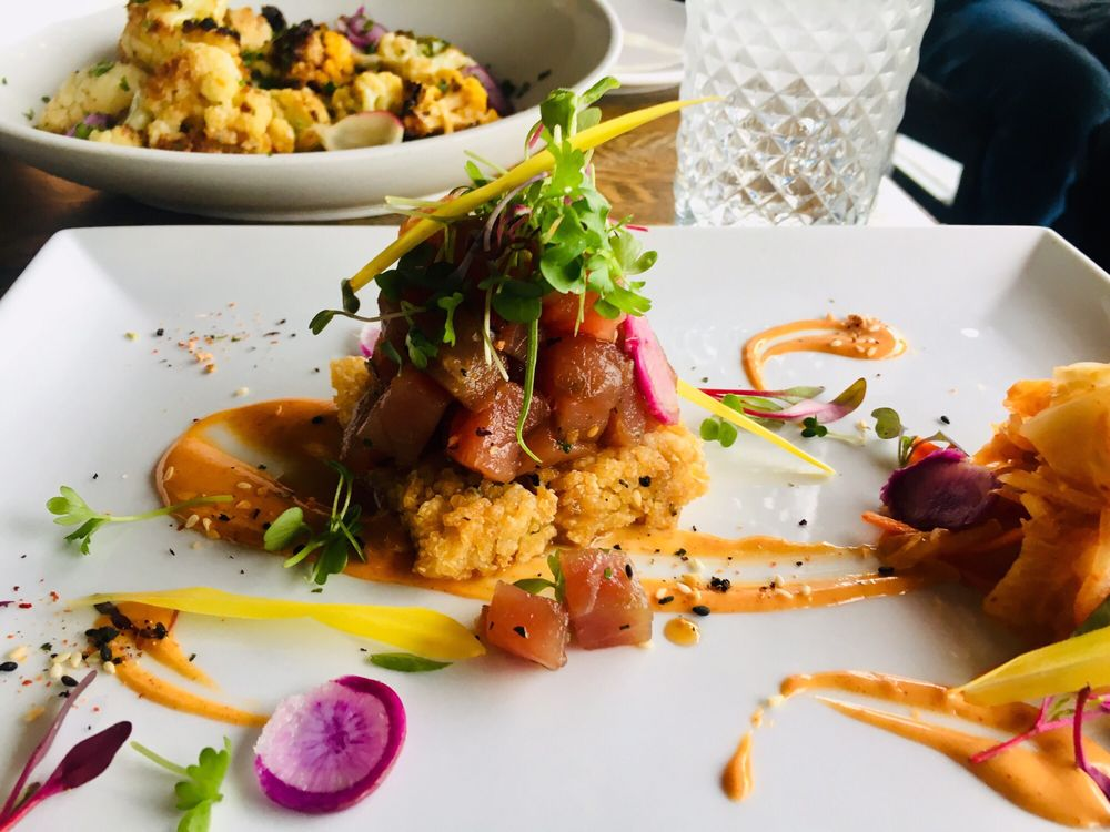 Second Story Restaurant & Liquor Bar: 4166 N Scottsdale Rd, Scottsdale, AZ