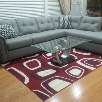 Photo Of Branika Furniture   Fremont, CA, United States. Custom Sectional  With Nail
