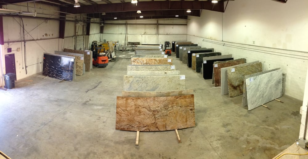 Photos for granite vision countertops yelp for Granite countertop support requirements