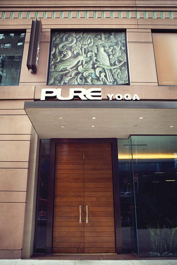 Pure Yoga: 203 E 86th St, New York, NY