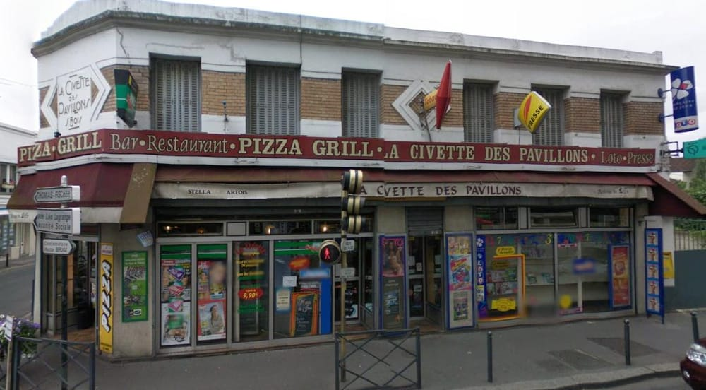 Les Pavillons sous Bois, SeineSaintDenis, France  Restaurant