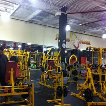 about retro fitness