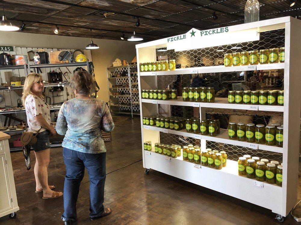 Fickle Pickles: 305 Main St, Bandera, TX