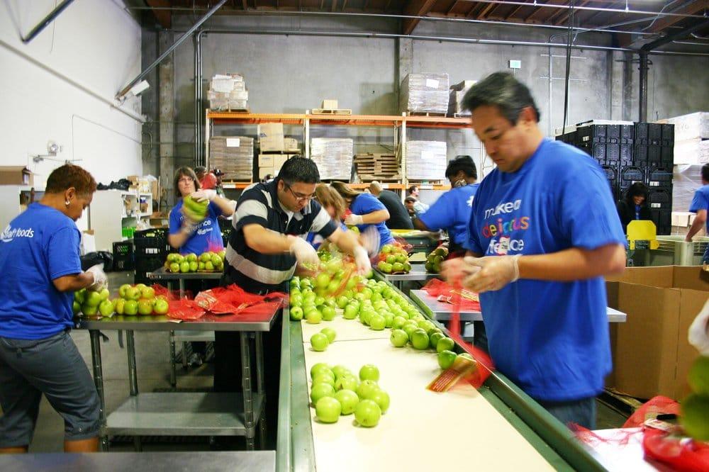 Alameda County Community Food Bank Oakland Ca