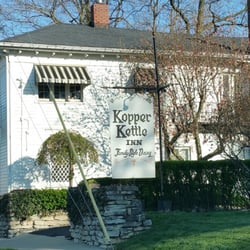 Kopper Kettle Inn Restaurant Morristown In