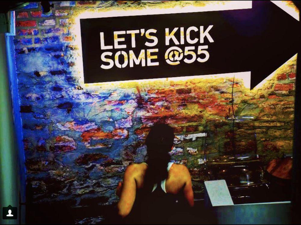 Kick@55 Fitness