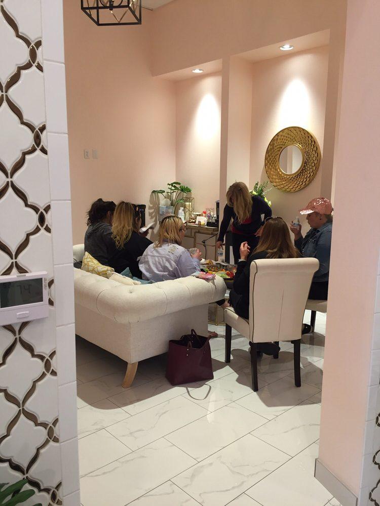Grand Nails Lounge Ocotillo: 3990 S Alma School Rd, Chandler, AZ
