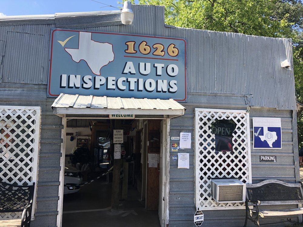 1626 Auto Inspections: 827 W Fm 1626 Rd, Austin, TX