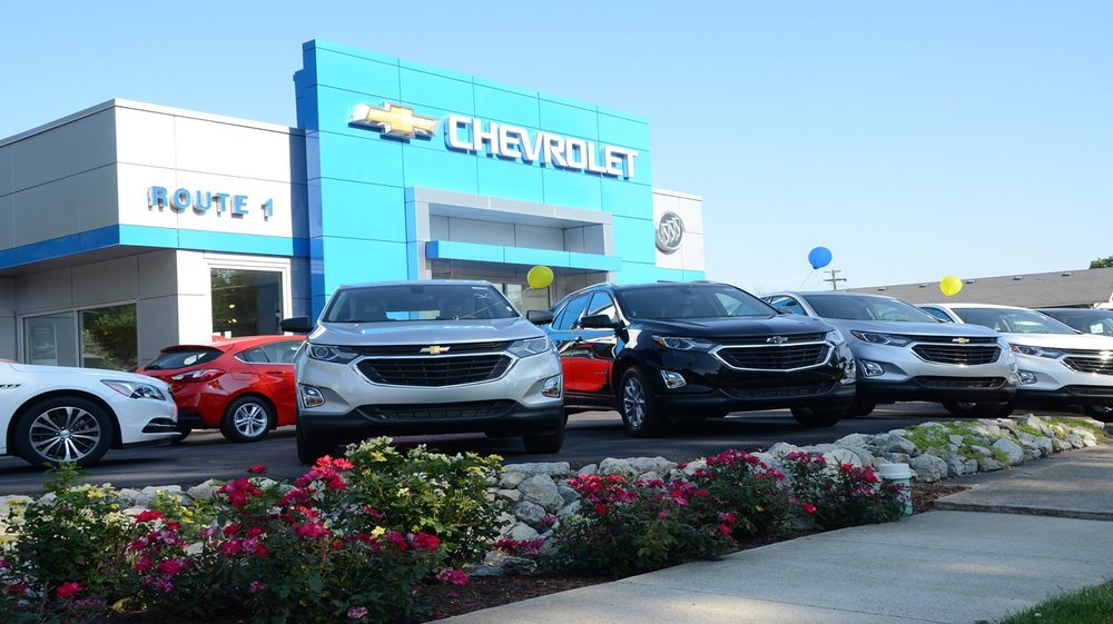 Route 1 Chevrolet Buick: 631 N Dixie Hwy, Momence, IL