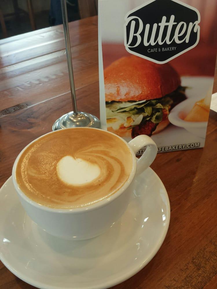 Butter Cafe Bakery San Dimas Ca