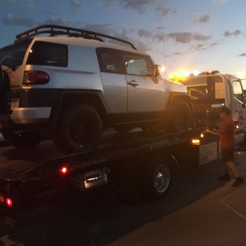 hook up towing las vegas