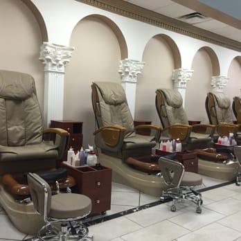 Polished luxury nail salon 51 photos 64 reviews nail for 10 over 10 nail salon