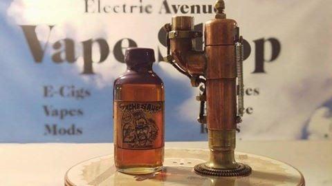 Electric Avenue Vape Shop: 414 E Main St, Auburn, WA