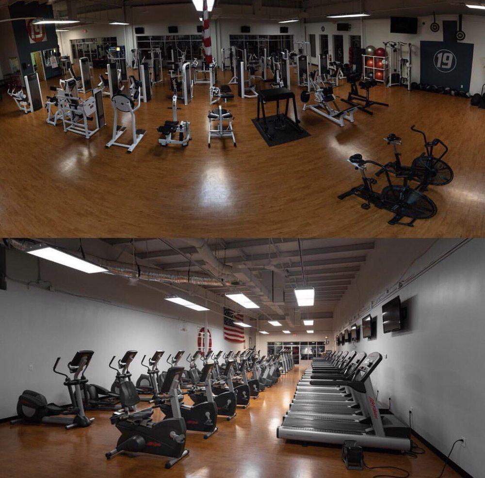 Fitness 19 Chesapeake