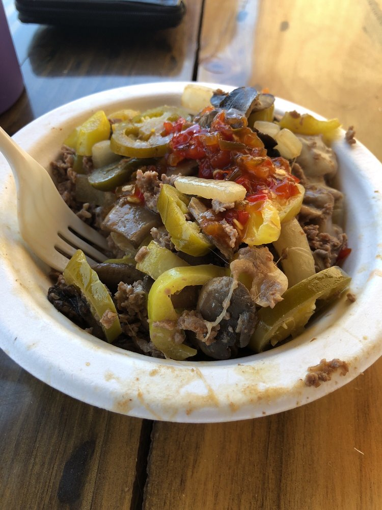 Philly Style Cheesesteaks: 1424 NE Cushing Dr, Bend, OR