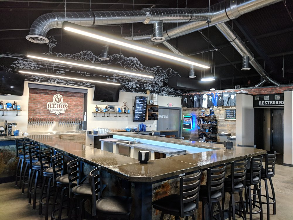 Icebox Brewing Company: 2825 West Picacho Ave, Las Cruces, NM