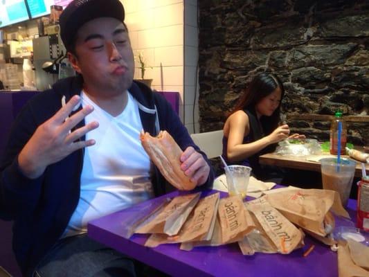 Vua Sandwichs