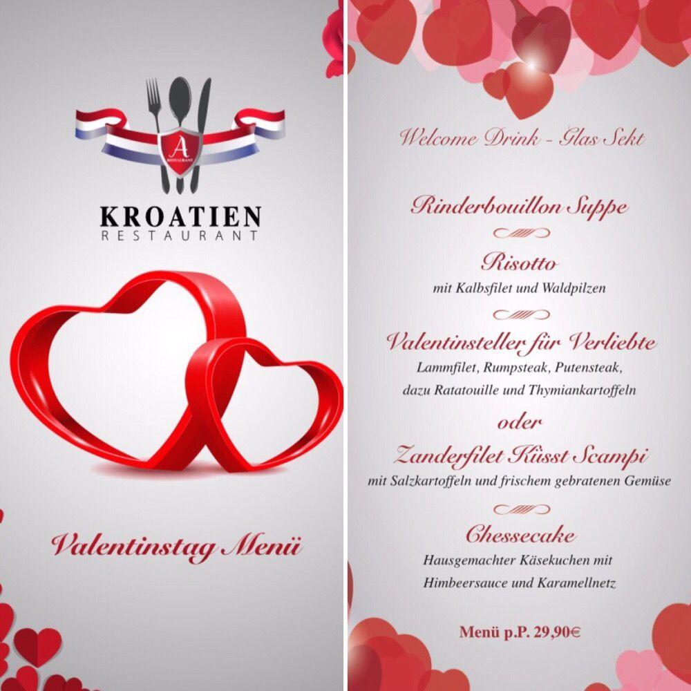 Kroatien Restaurant Mediterraneo