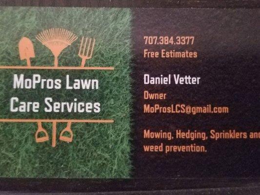 Mo Pros Lawn Care Service - Request a Quote - Lawn Services