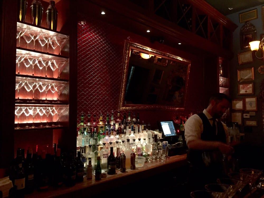 Marty's Martini Bar: 1511 W Balmoral Ave, Chicago, IL
