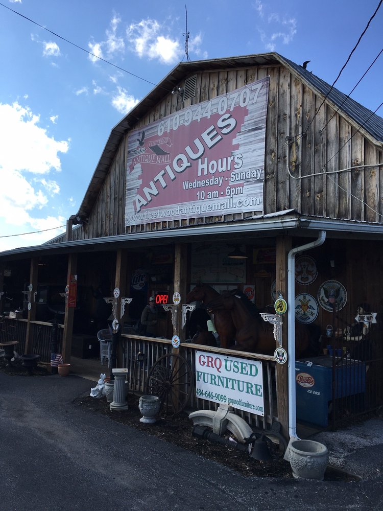 Fleetwood Antique Mall: 14129 Kutztown Rd, Fleetwood, PA