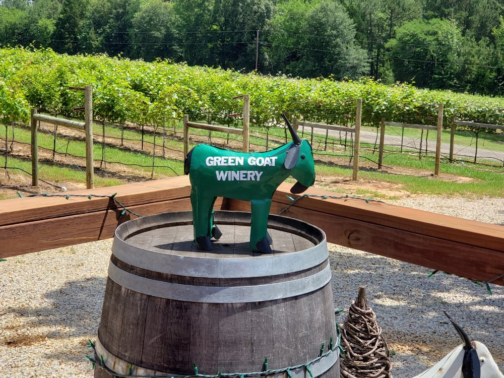 Green Goat Winery: 11384 FM 279, Chandler, TX