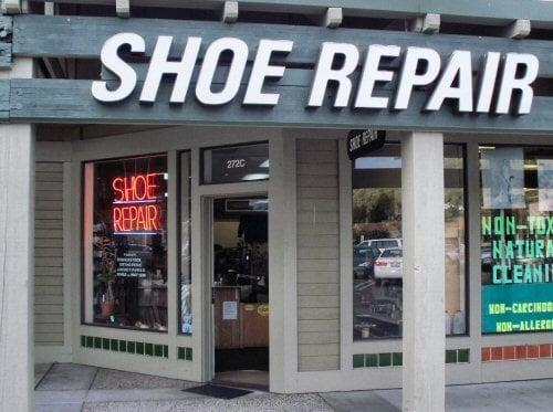 Shoe Repair Scotts Valley