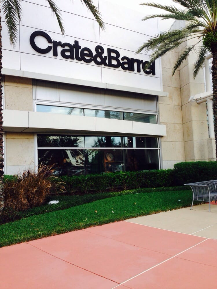home decor stores in orlando crate amp barrel 14 photos home decor millenia 12545