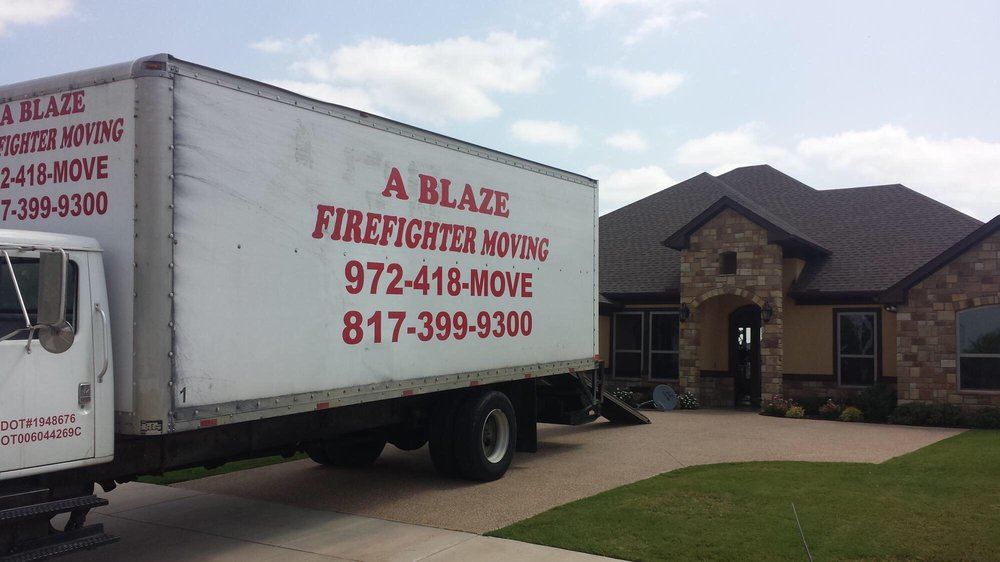 ABLAZE Firefighter Movers