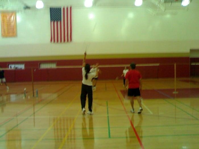 Badminton @ Glendale Community College: 1500 N Verdugo Rd, Glendale, CA