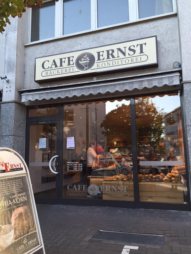Ernst Cafe Reviews
