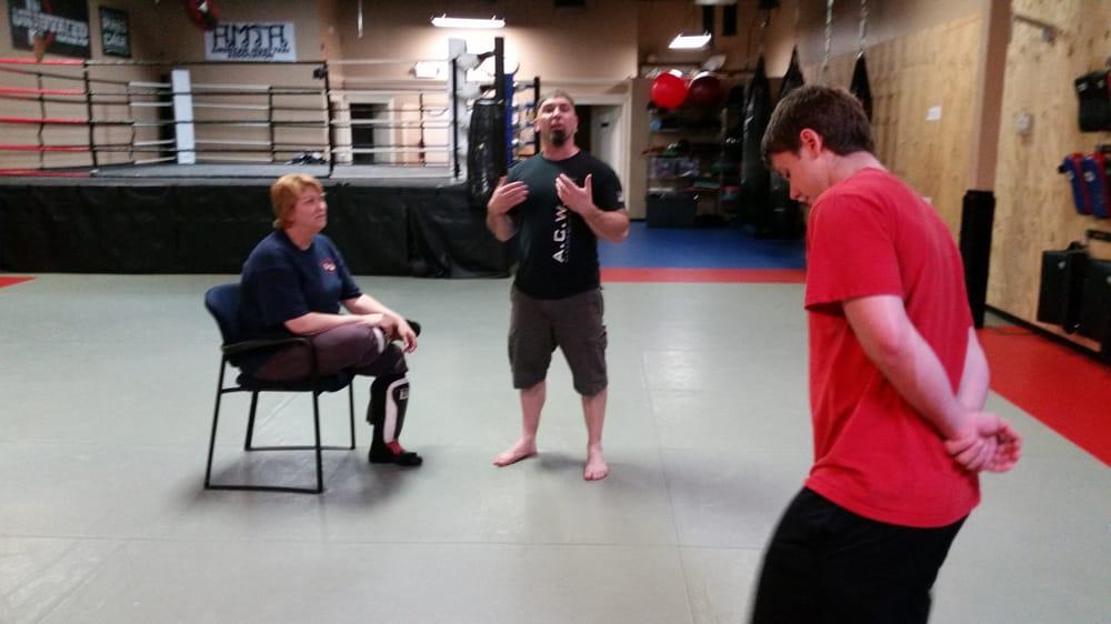 Ronin Self Defense Academy: 1314 W Mcdermott Dr, Allen, TX