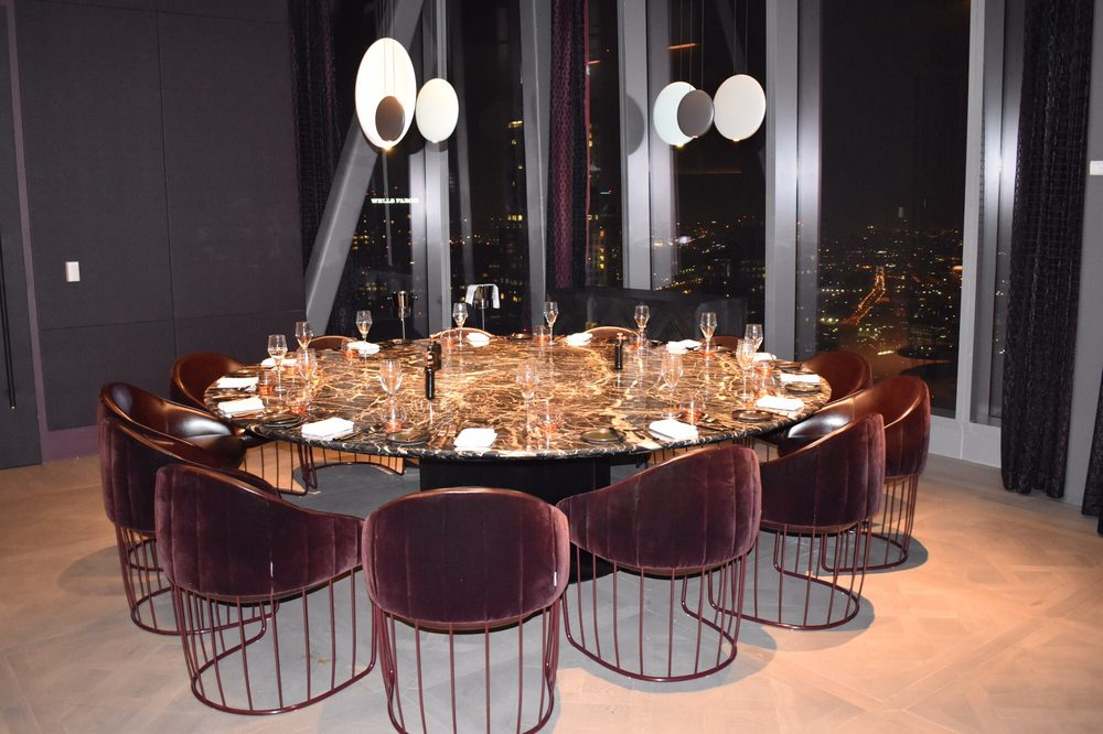 One Of The Private Dining Rooms Yelp