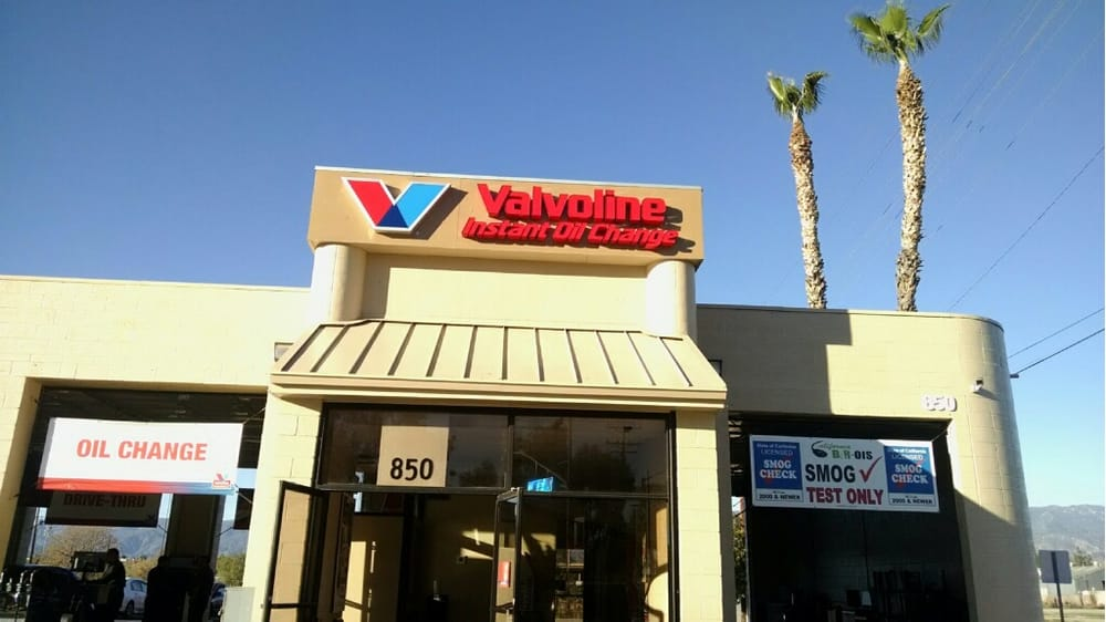 Valvoline Instant Oil Change - 34 Reviews - Oil Change ...