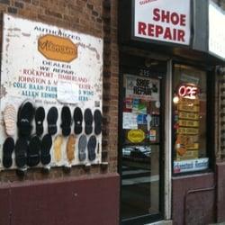 shoe service services