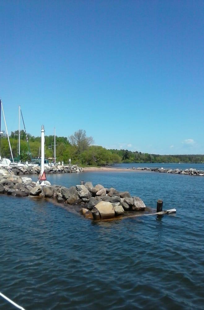 Roys Point Marina: Bayfield, WI