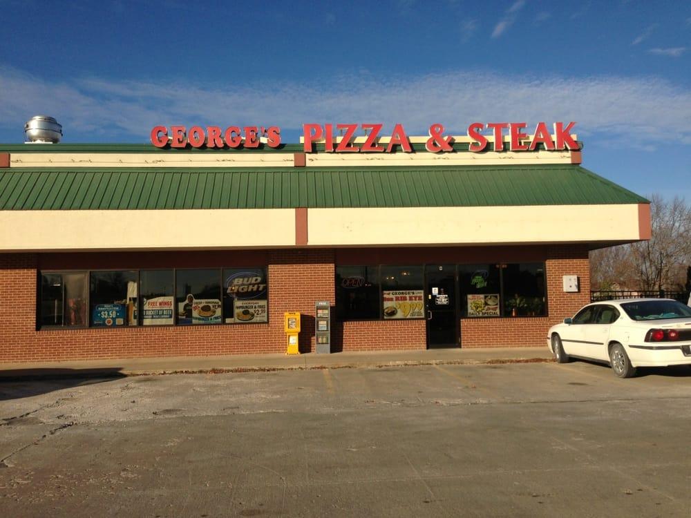 George's Pizza & Steakhouse: 5695 Clark Ln, Columbia, MO