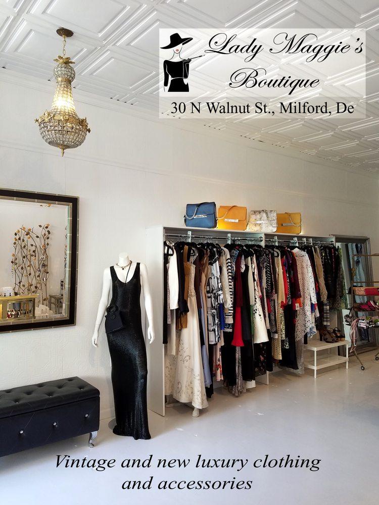 Lady Maggies Boutique: 30 N Walnut St, Milford, DE