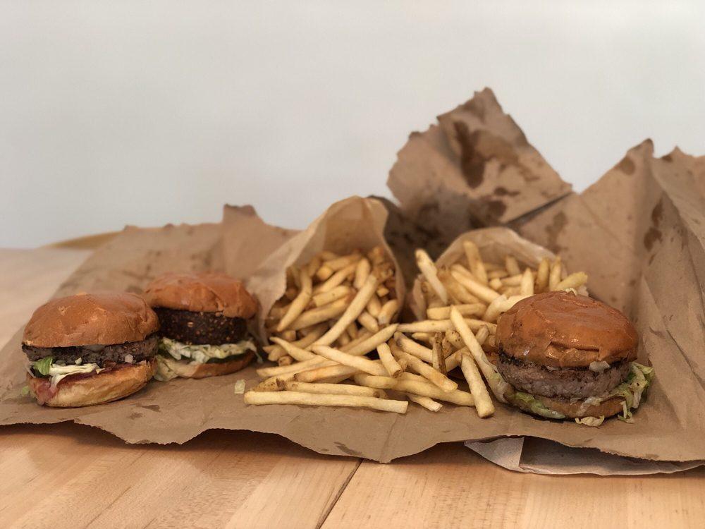 Little Big Burger: 3810 SE Division St, Portland, OR