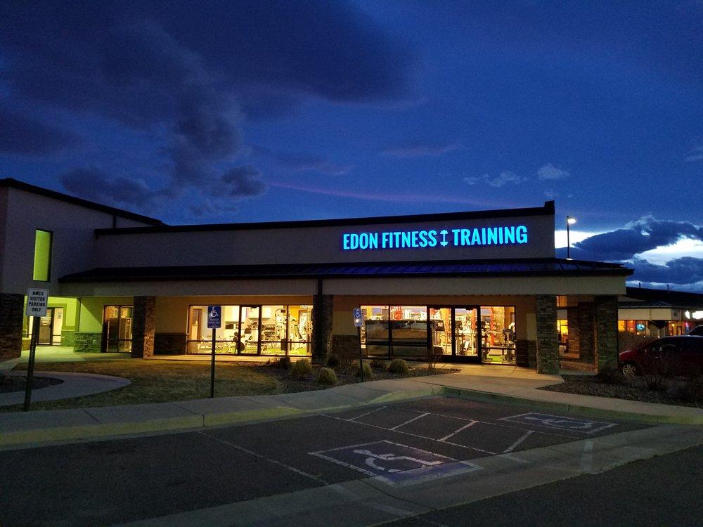 Edon Fitness & Training: 991 Platte River Blvd, Brighton, CO