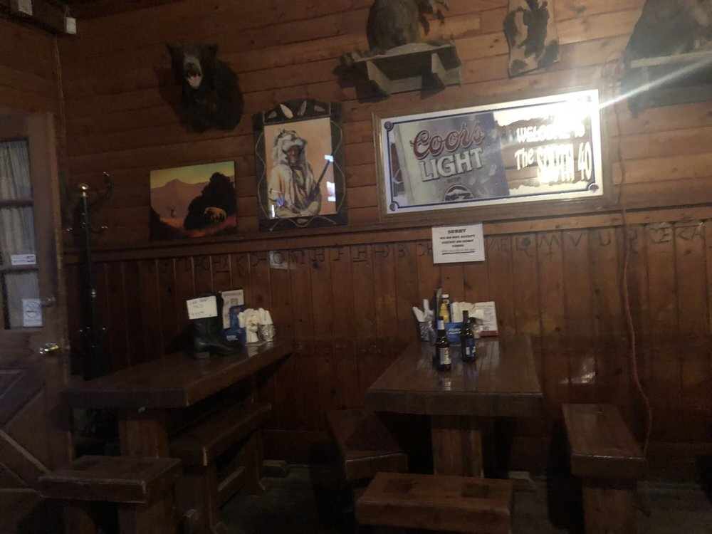 South 40 Bar and Grill: 6735 Garfield Ave, Elbert, CO