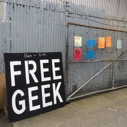 Free Geek Vancouver - 21 Reviews - Community Service/Non-Profit