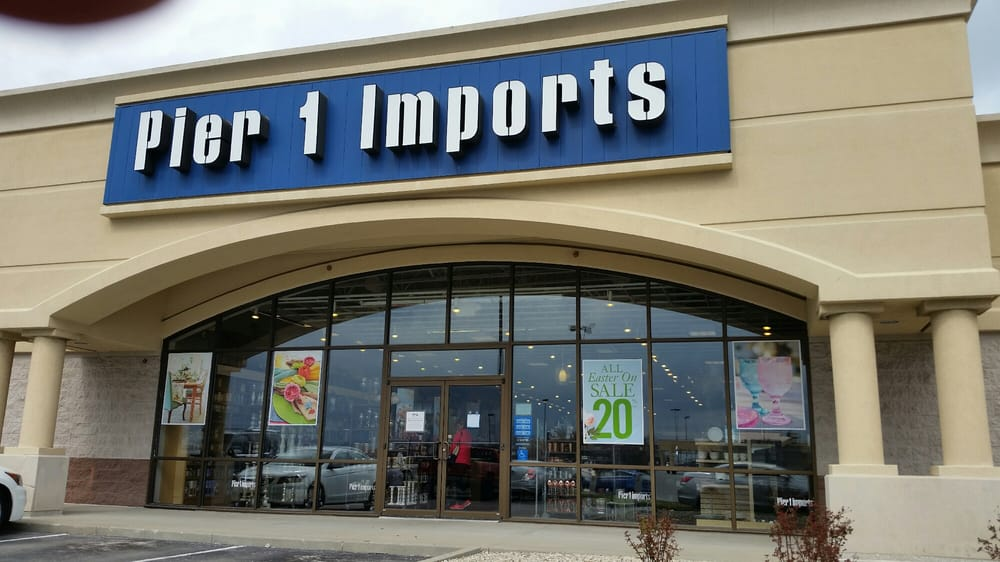 Pier 1 Imports Furniture Stores 6810 S Emerson Ave Indianapolis In Phone Number Yelp
