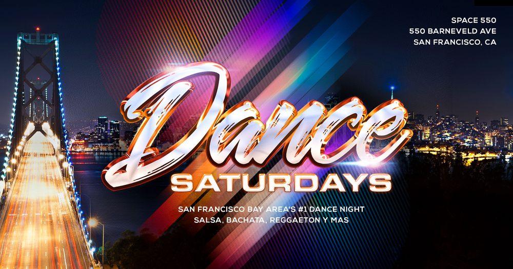 Dance Saturdays: 550 Barneveld Ave, San Francisco, CA