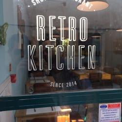 photo of retro kitchen braga portugal