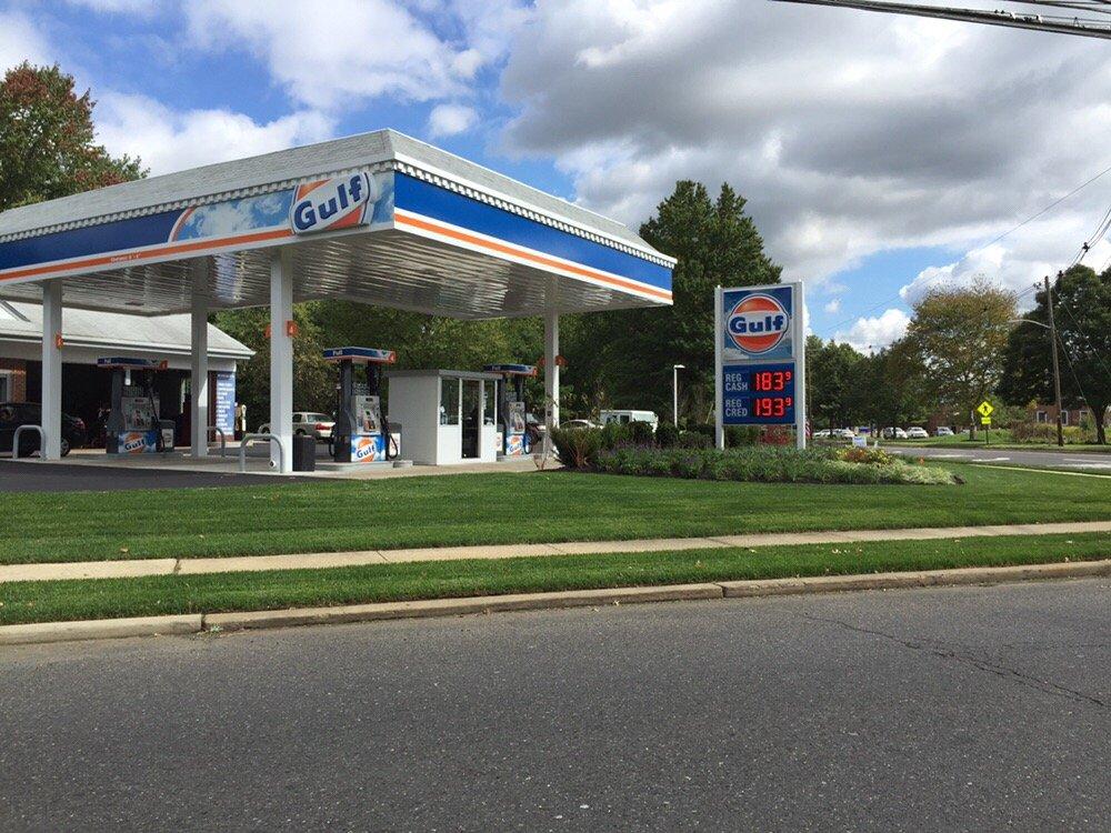 Freehold Gulf Service Station: 376 Stillwells Corner Rd, Freehold, NJ