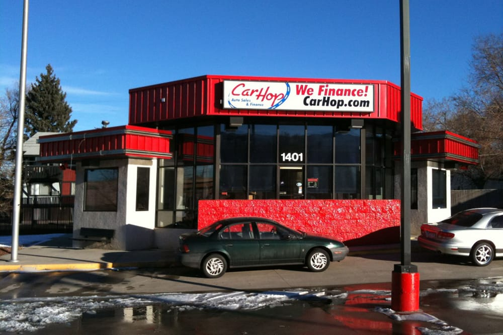 carhop auto sales finance car dealers 1401 s nevada ave colorado springs co phone. Black Bedroom Furniture Sets. Home Design Ideas