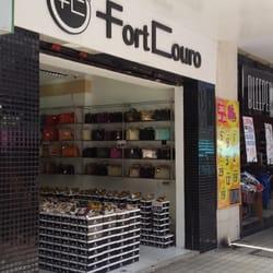 f4cd9f79c Fort Couro - Lojas de Sapatos - Rua. Guilherme Rocha, 291, Fortaleza ...