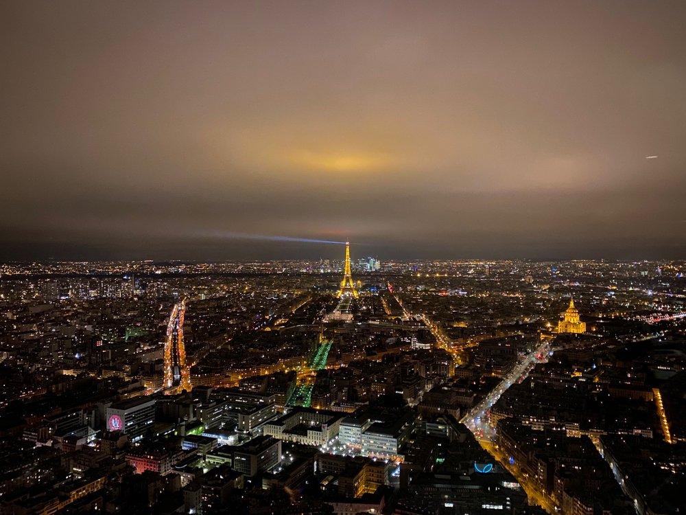 Montparnasse Tower - Observation Deck